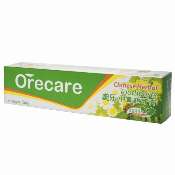 ORECARE CHINESE HERBAL TOOTH PASTE